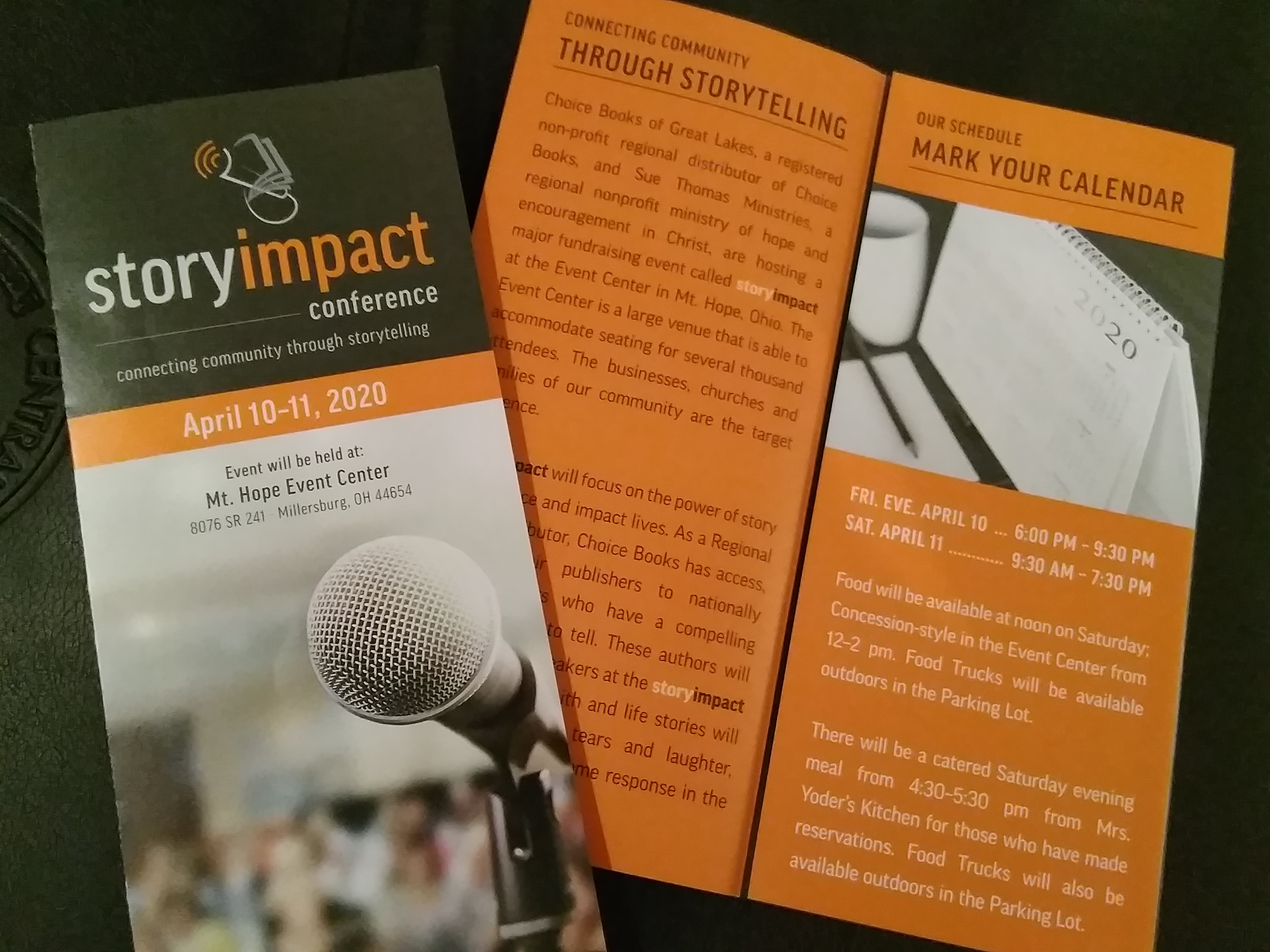 StoryImpact Conference April 10-11